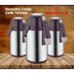 REMETTA ÇELİK TERMOS SERİSİ : CALDO DELLUX  (2,5 LT)