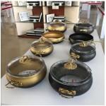 REMETTA GRANİT 7 prç GOLD GÜVEÇ SETİ SERİSİ